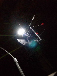 Owl LED Anchor Light Installed on S/V 